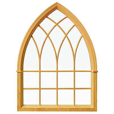 Specialty Shape Window